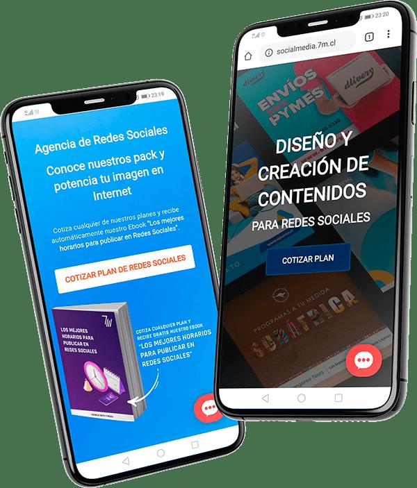 Diseño Páginas Web en Chile
